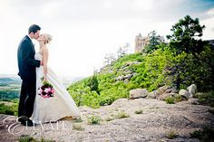 Cherokee Ranch & Castle Wedding