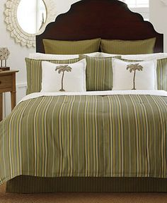Tommy Bahama Home, Portside Comforter Sets - Bedding Collections - Bed & Bath - Macy's