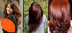 Bright Highlights for Dark Hair - Bing Images