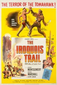 The Iroquois Trail - 1950 - Phil Karlson