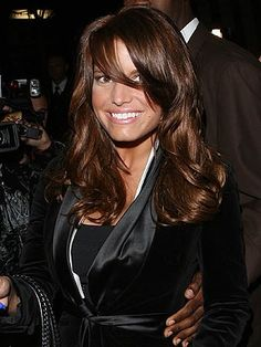 Chocolate brown Hair color, doing this color next since black never stays in my hair!!