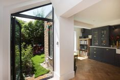 Holmewood Rd SW2 - Plus Rooms Extension Designs, House Extension Design, Kitchen Extension Layout, Small Sitting Areas, Victorian Terrace House, Rear Extension, Steel Beams, House Extensions, Interior Photography