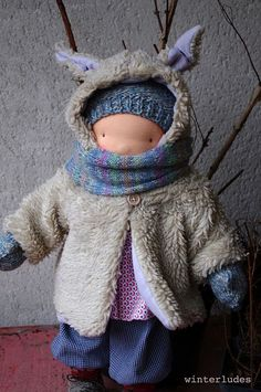 *Winterludes doll