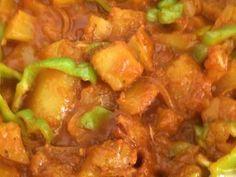Fabulosa receta para Tayota guisada.