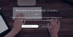 Prin abonarea la Newsletter-ul nostru, primesti 10% REDUCERE pentru orice proiect comandat pe zettum.com www.zettum.com