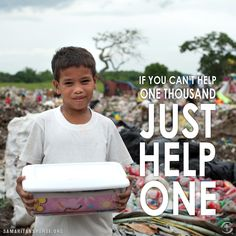 one box = one child = one life