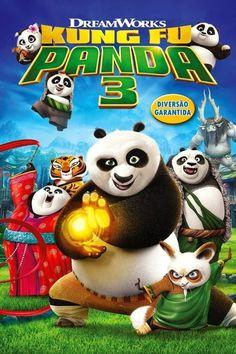 Kung Fu Panda 3 【 FuII • Movie • Streaming