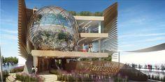 Pad. Azerbaijan Expo 2015 - AG&P greenscape