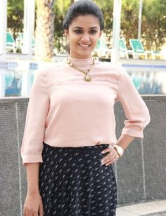 Picture 1 of Keerthi Suresh Photos South Indian Actress, Beautiful Indian Actress, Beautiful Actresses, South Actress, Cute Beauty, Beauty Full Girl, Beauty Women, Girl Photo Poses, Indian Celebrities