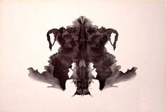 Shop The Rorschach Test Ink Blots Plate 4 Animal Skin Postcard created by inquester. Rorschach Test, Blot Test, Forensic Psychology, Cognitive Psychology, Fractal Patterns, Ben Drowned, Test Card, What Do You See, Personality Tests