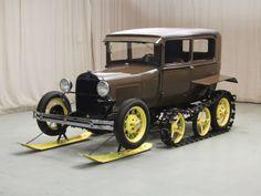 1929-Ford-Model-A-Sedan-Snow-Bird-conversion