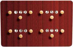 Large score-board 24x16inch   Amazin Billiards