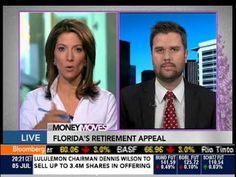 Money Moves on Bloomberg TV Covers RealtyTrac Retirement Investing Report