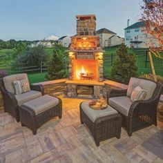Small but amazing patio
