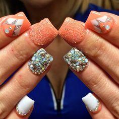 Swarovski crystal pixies! #huongkong #gohuongorgohome #calltoschedule #724-732-9175 #notpolish #nails #nailart #nailart #nailporn #nailswag #nailspromote #nailstagram #nail #instanails #nails2inspire #naildesign #nailprodigy #nailprofessional #TEAMFANCY by huongkong