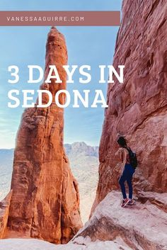 3 days in Sedona