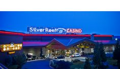Silver Reef Casino- One of the things we miss from our home at Lummi