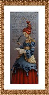 Marcia Batoni - Artes Visuais - Catherine Chauloux