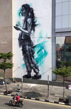 Street Art: Emmanuel Jarus https://www.langweiledich.net/street-art-emmanuel-jarus/