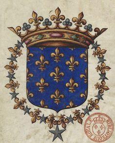 Armes de Philippe IV, le Bel, roi de France   https://fr.pinterest.com/celinelille11/