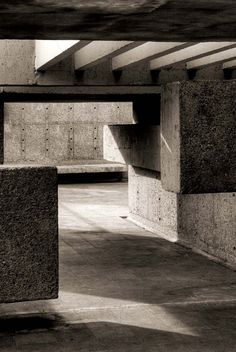 Apollo Pavilion, 1969, Peterlee, England   Victor Pasmore