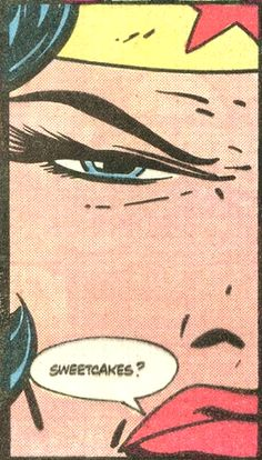 Wonder Woman in The Best Comic Book Panels