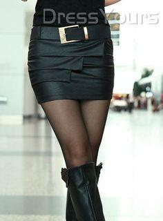 Fashionable Korean Mini Skirt