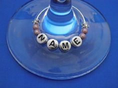Personalised Name Wine Glass Charm with Stars by libbysmarketplace, http://www.amazon.co.uk/dp/B009FE1Y98/ref=cm_sw_r_pi_awdl_imqvvb06H8SSV