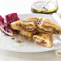 Macaroni And Cheese With Prosciutto And Taleggio Recipe — Dishmaps