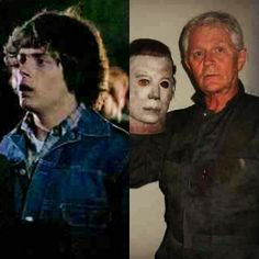 """""""Did you know Billy Warlock was in #Halloween 2 with his Father Dick Warlock who…"""