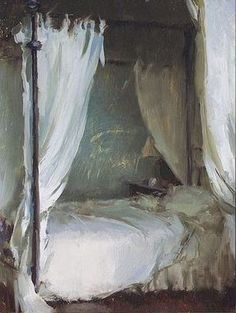 Jeremy Lipking - Casa Heyne Bedroom