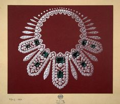 Design of a Necklace