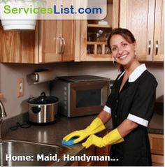Find the best cleaning services at serviceslist.com. We offer high standard house cleaning services across Washington, that provide Carpet Cleaning, Handyman, Plumber, Electricians, House Cleaners, etc. http://www.serviceslist.com/
