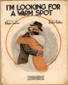 I'm looking for a warm spot. From Duke Digital Collections. Collection…