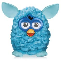 Furbies are back and more hi-tech!!  I cried when I got my first one... Best Christmas Ever!