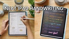 HOW TO WRITE NEATLY ON YOUR IPAD | Tips to Take Aesthetic Notes & Improve Your Handwriting On iPads - YouTube Messy Handwriting, Improve Your Handwriting, Create Etsy Shop, Ipads, Ipad Pro, Art Lessons, Improve Yourself, Notes, Social Media