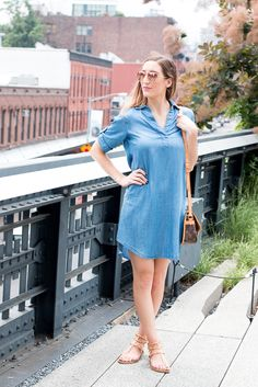 What to Wear on a Summer Day in NYC