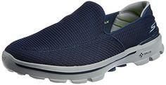 Skechers Performance Men's Go Walk 3 Slip-On Walking Shoe,Navy/Gray,11 M US Skechers http://www.amazon.com/dp/B00KYI0VVQ/ref=cm_sw_r_pi_dp_rbB4wb1PE0Q2M