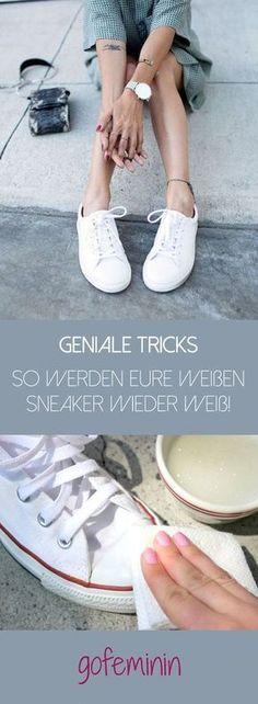 ▷ Schuhe weiten Hausmittel & Tricks |