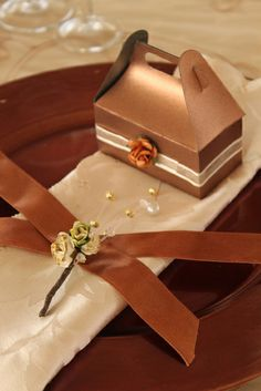 Bronze Themed Guest Favors by Lapa On Vaal Favors, Wedding Decorations, Gift Wrapping, Bronze, Gifts, Inspiration, Gift Wrapping Paper, Biblical Inspiration, Presents