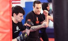 Groupon - Three Krav Maga Classes or Month of Unlimited Classes at Krav Maga Experts (Up to 70% Off) in Multiple Locations. Groupon deal price: $41