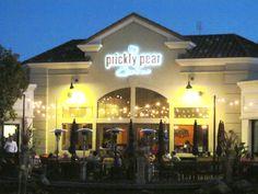 The Prickly Pear Cantina at Blackhawk Plaza in Danville, California