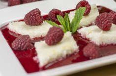 Kókuszos habcsók a legfinomabb diétás édesség - Ripost Raspberry, Cheesecake, Fruit, Sweet Stuff, Food, Cheesecakes, Essen, Meals, Raspberries