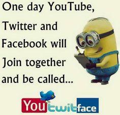 Twit face