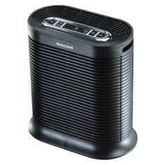 Honeywell Large True HEPA Air Purifier - Black