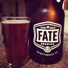Fate Brewing Co. - American Brown Ale