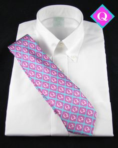 Logo / Monogram Neckties, Bowties and Cummerbunds for a Bar Mitzvah or Wedding by The Pieced Palette - mazelmoments.com
