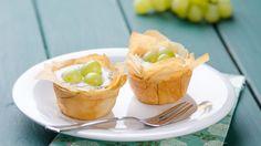 Többfajta gyümölccsel is isteni finom/ Fotó: Shutterstock