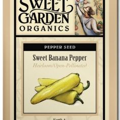 Sweet Banana Pepper  from The Scribbled Hollow for $2.89 on Square Market