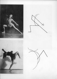 "nolannalon: "" Wassily Kandinsky, ""Dance Curves: On the Dances of Palucca"" (1926)…"